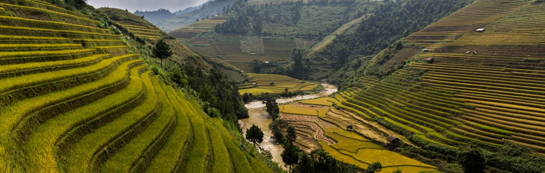 North Vietnam Ethnic Trails