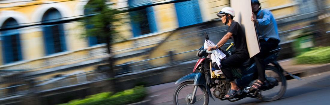 Saigon Landmarks Photowalk